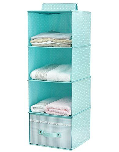 Hanging Clothes Storage For Kids With Drawer 4 Shelving Https