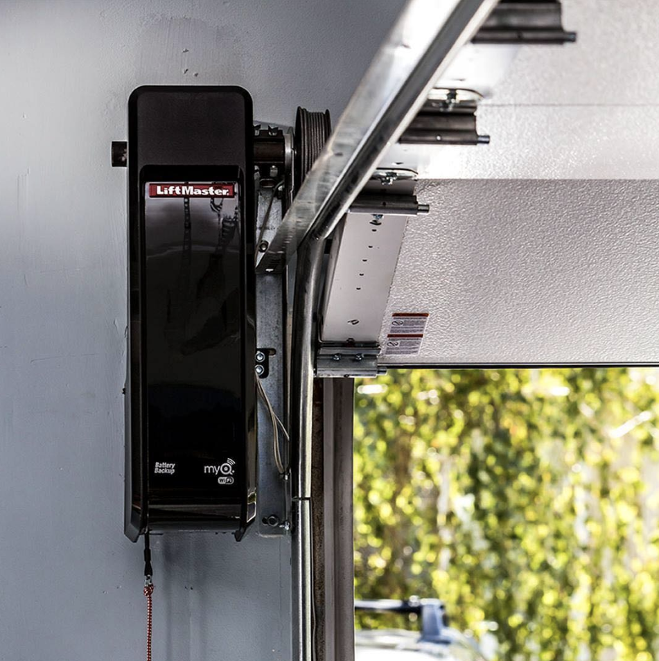Elevate Your Everyday Lifestyle From Ultra Quiet To Super Strong Your New Lenoxhome Offers Liftmaster Garage Door Opener Smart Home Liftmaster Home Security