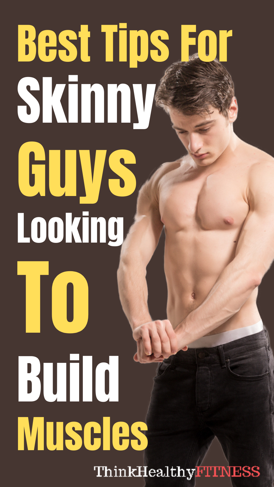 Skinny Guy Gym Meme