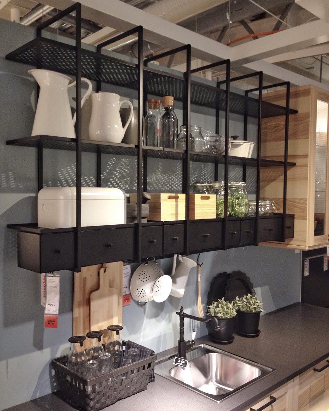 FALSTERBO Estante de parede IKEA