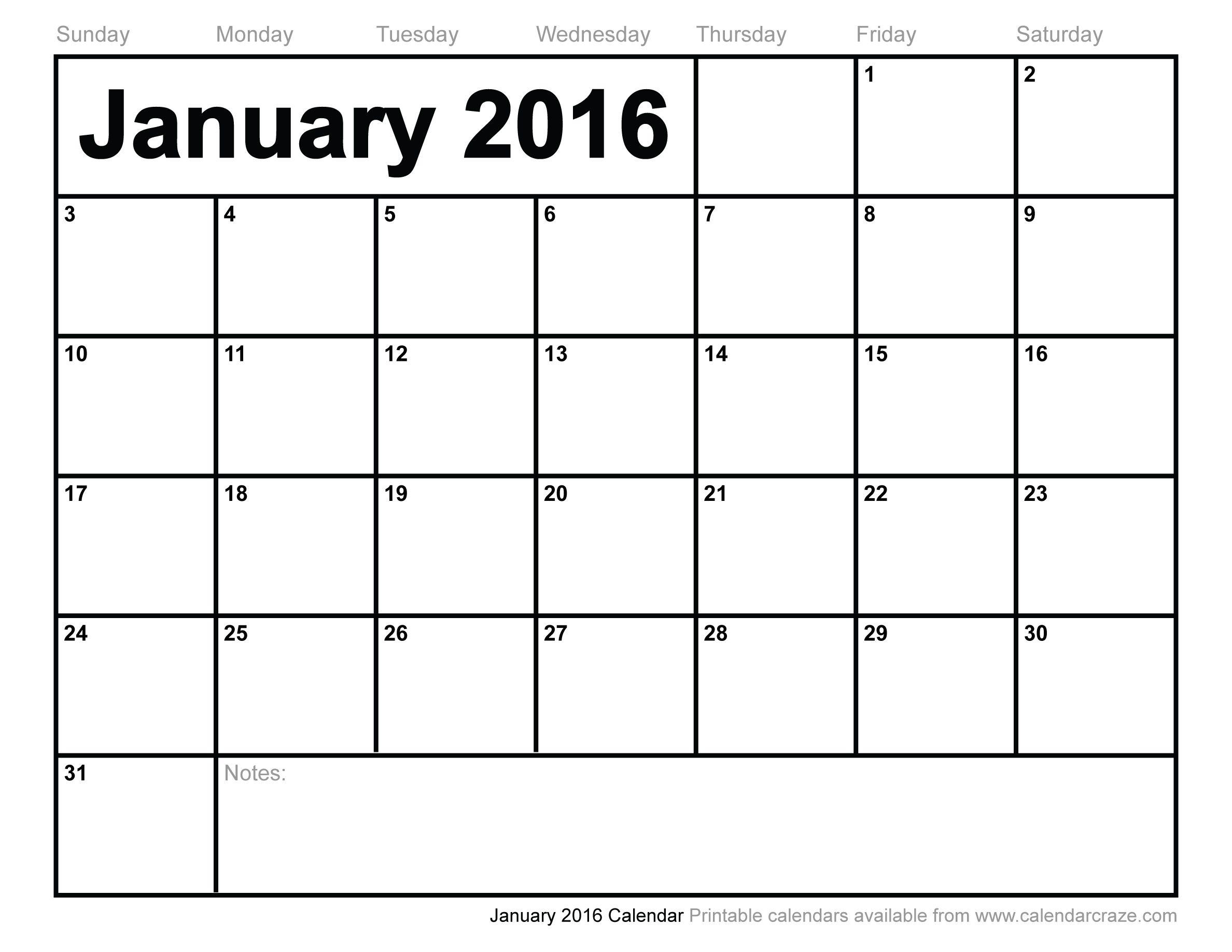 January  Calendar Printable  Maths    Calendar