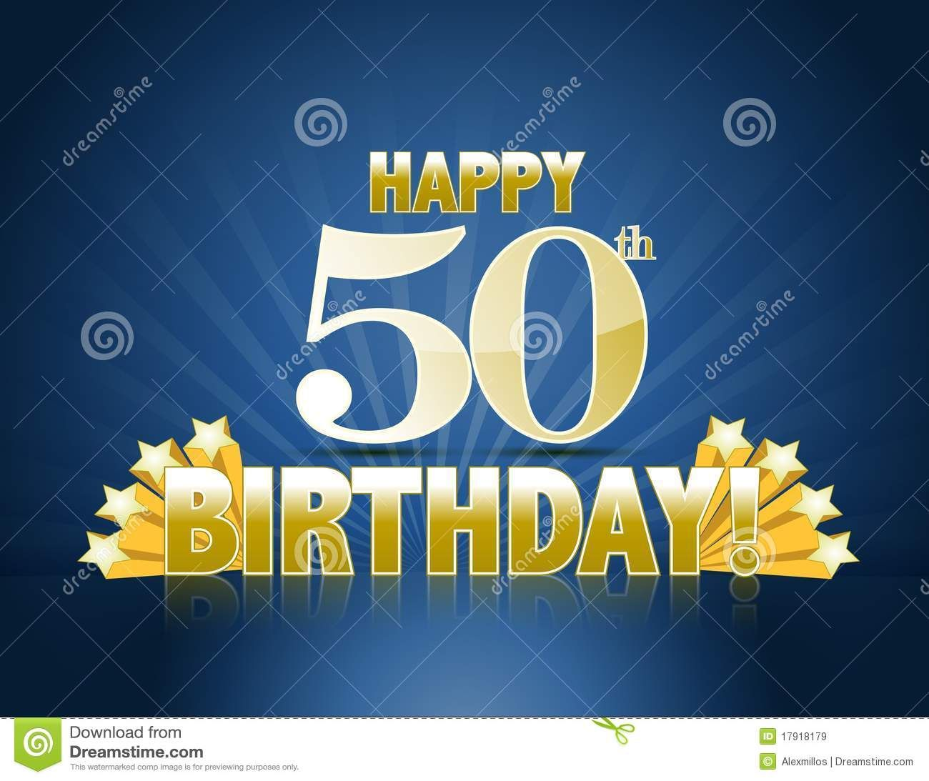happy 50th birthday banner stock photos  image: 6976493  signs
