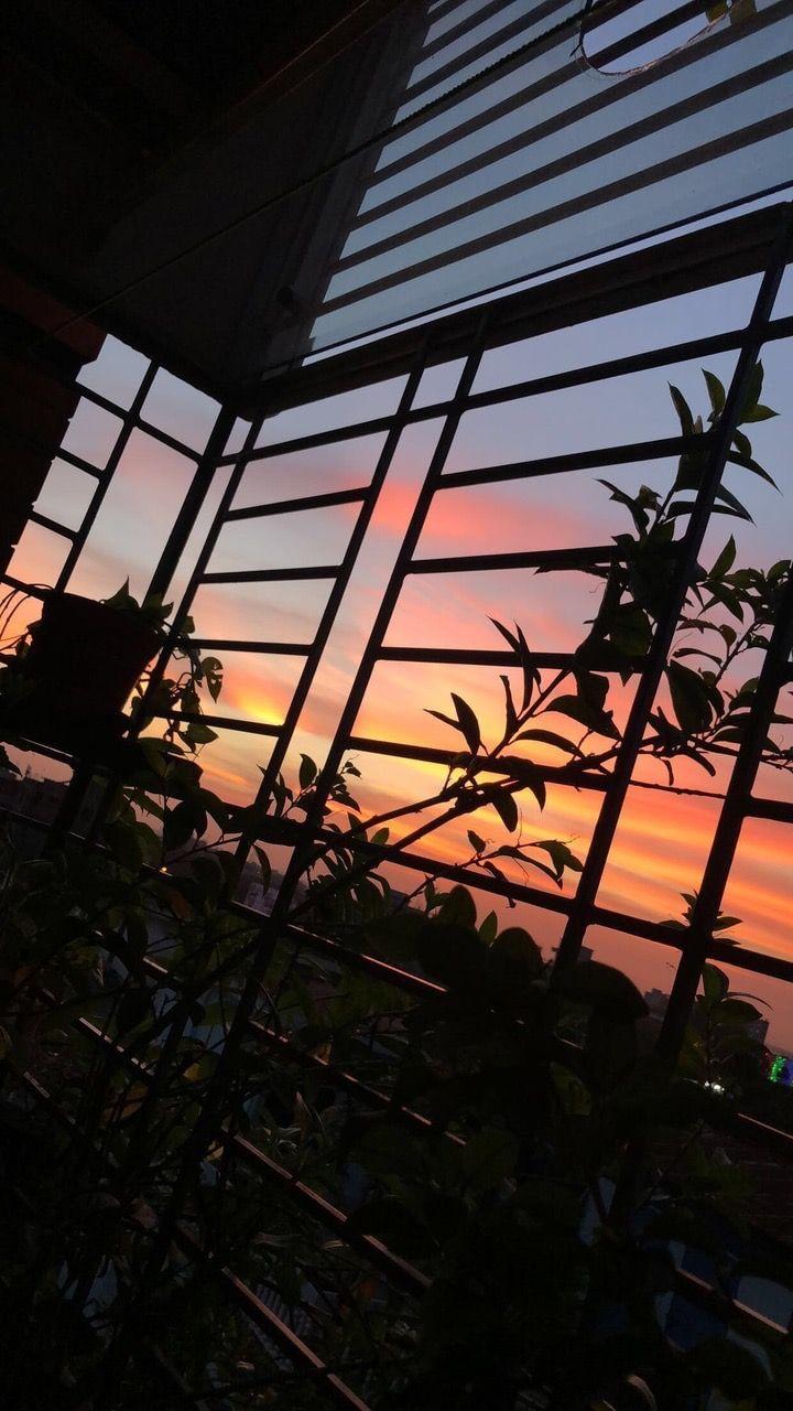 Iphone Wallpaper Flussiger Sonnenuntergang Wallpaper