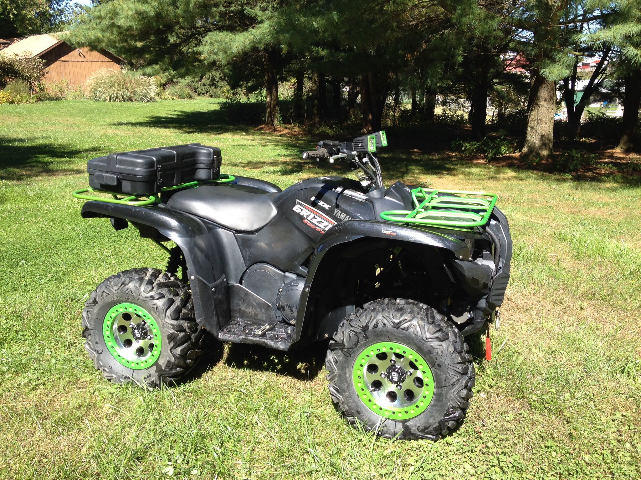 Yamaha grizzly 550 grizzly pinterest atv and vehicle for Yamaha grizzly 800