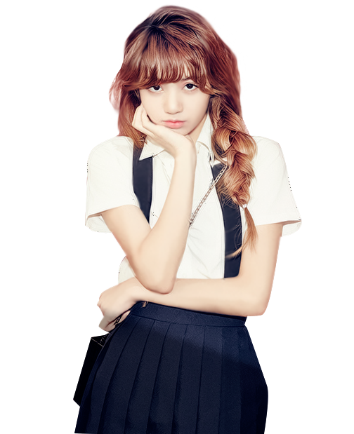 Download Lagu Jeniie Solo: Lisa De Blackpink Png