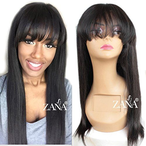 Pin by ZANA WIGS on human hair wigs silky