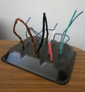Pipe cleaner sculptures...      Gloucestershire Resource Centre  http://www.grcltd.org/home-resource-centre/