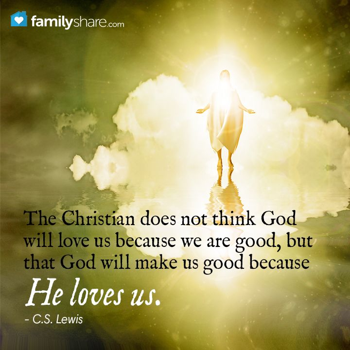 unbelievers need to understand this and stop telling us we r