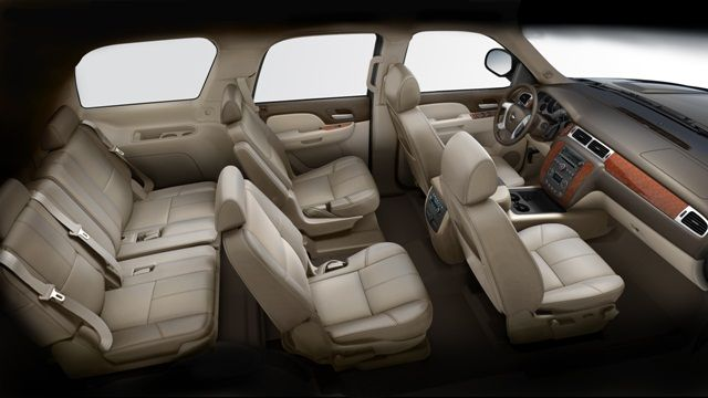 2013 Chevrolet Tahoe Interior Car Http Www Beacar Com 2013