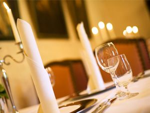 Dining at the Wentworth Golf & Country Club is a unique experience!
