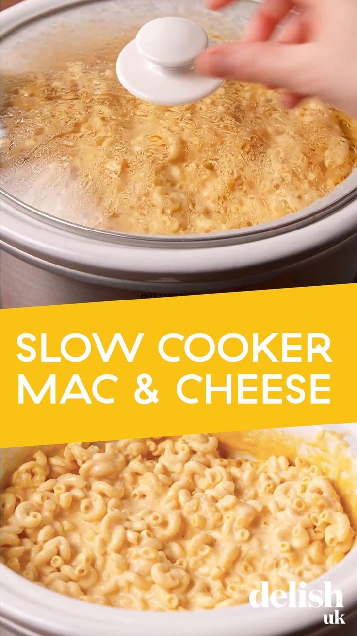This Slow Cooker Mac Is Way To Easy To Mess Up Upg