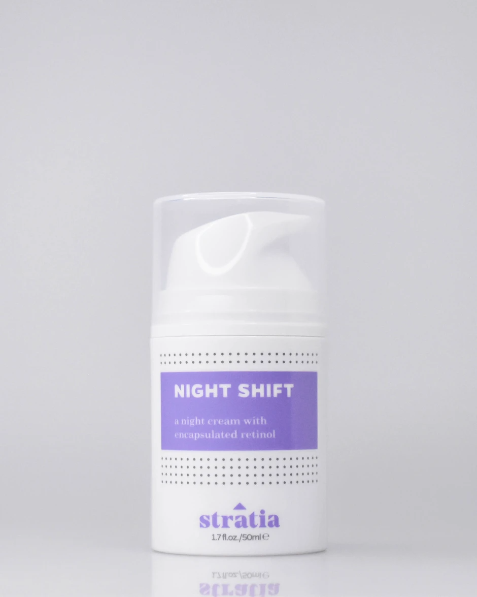 Night Shift Fragrance Free Skin Care Skin Calming Night Shift