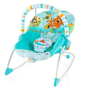 29c5dcd74b7 FINDING NEMO Infant to Toddler Rocker | Keiki | Baby, Baby bouncer ...