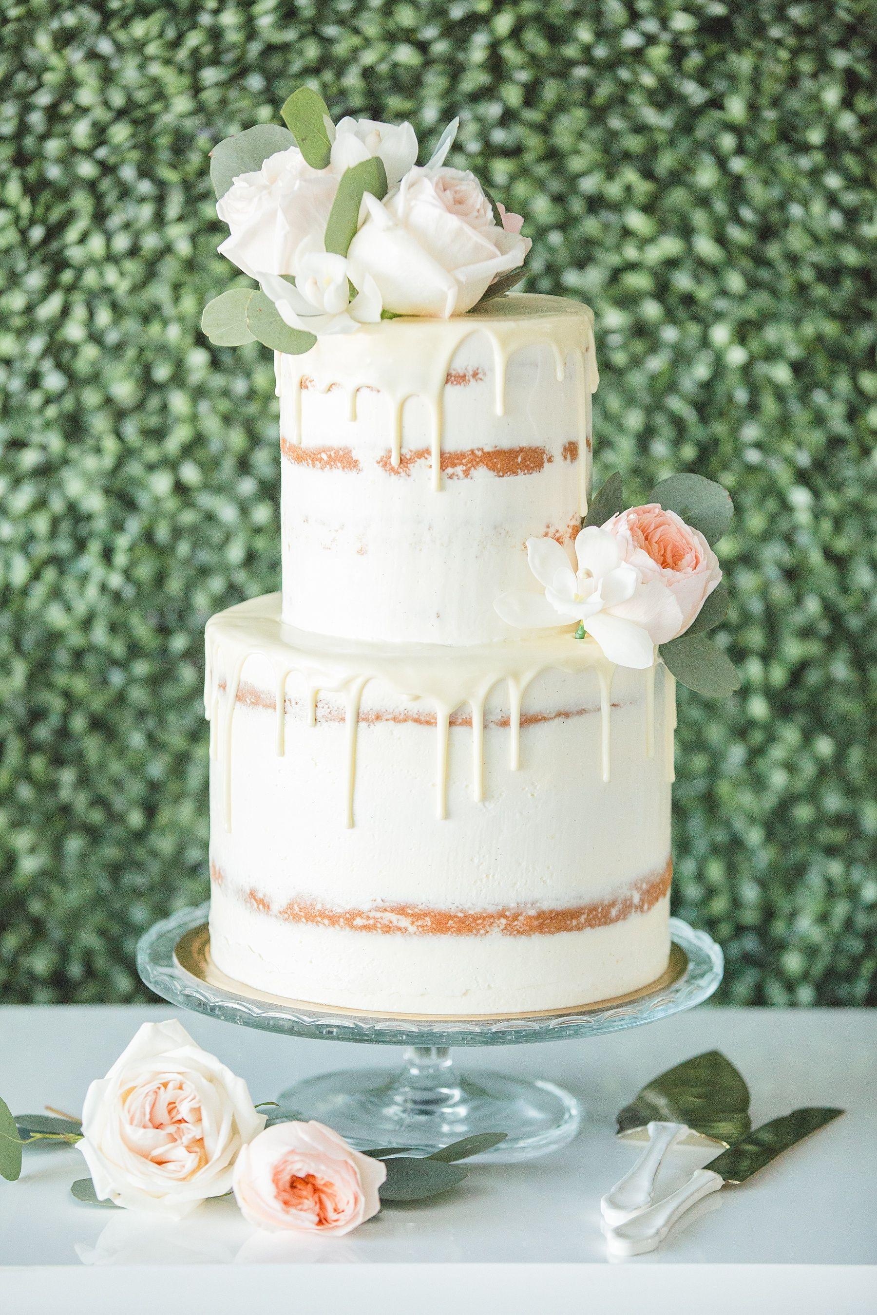 Erins Modern Hawaiian Bridal Shower Was Featured On Ruffled