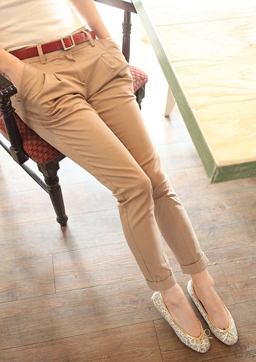 How To Wear Khaki Pants At Workplace this Summer | Khakis