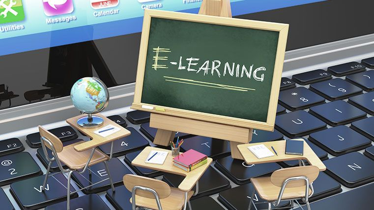 In Today S Technology Enabled Learning Environment To Develop An E Learning Solution Catering To Your Organizationa Elearning Online Education Online Learning