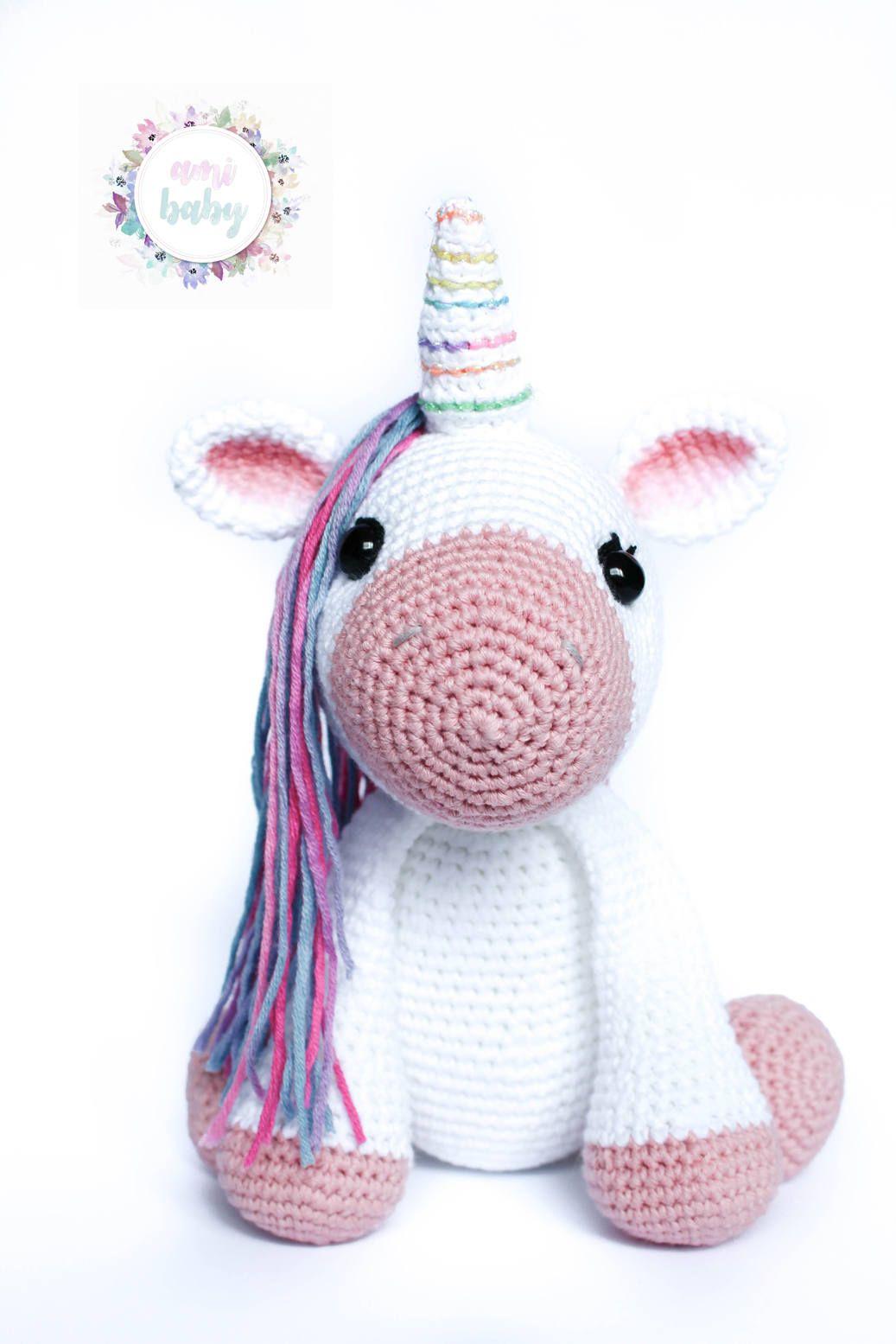 Unicornio peluche, unicornio juguete, regalo de navidad, unicornio ...