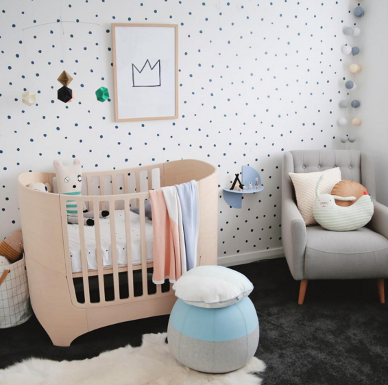 5 Ideas to Decorate Nurseries | Baby room neutral, Small ...