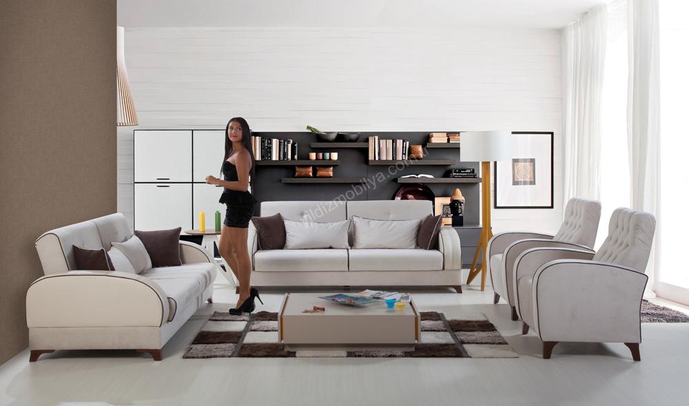 Ledersofa modern  Dizayn Modern Salon Takımı modelleri yıldız mobilyada #koltuk ...