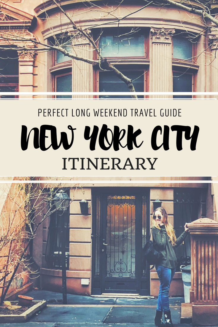 New York City Itinerary For Repeat Visitors