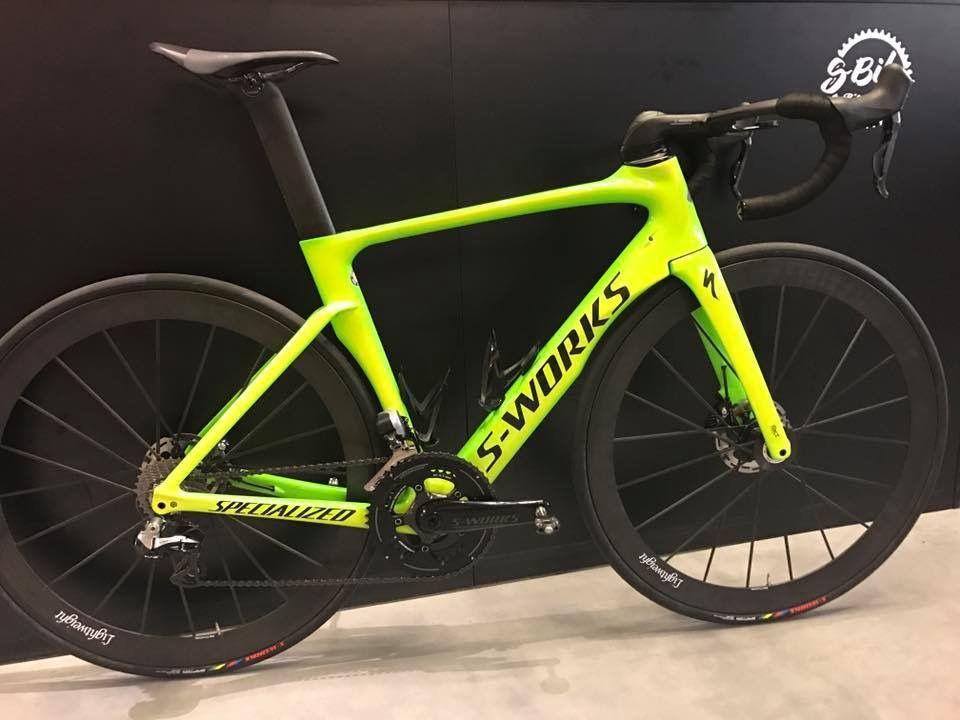 Lime Venge Road Bike Cycling Road Racing Bike Road Bike