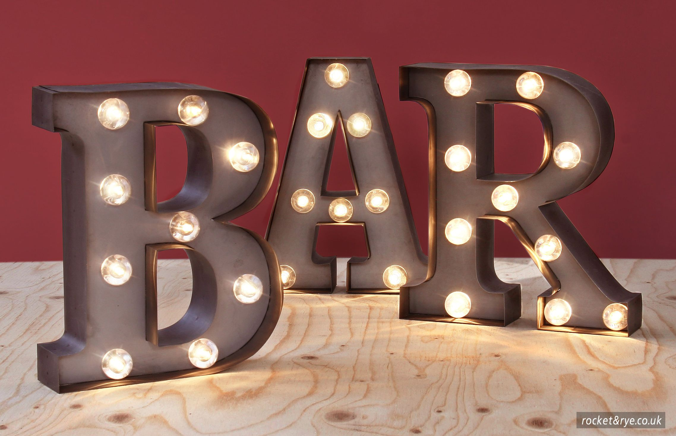 These Mini Marquee Lights Are Perfect For Any Bar Vintage Carnival Light