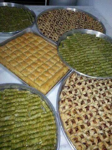بقلاوة Food Breakfast Aleppo