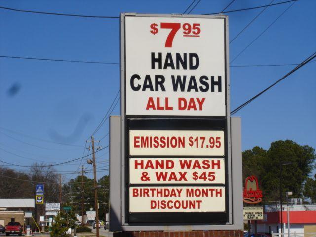 Car Wash Atlanta: $150,000 On Busiest Corner In Metro Atlanta