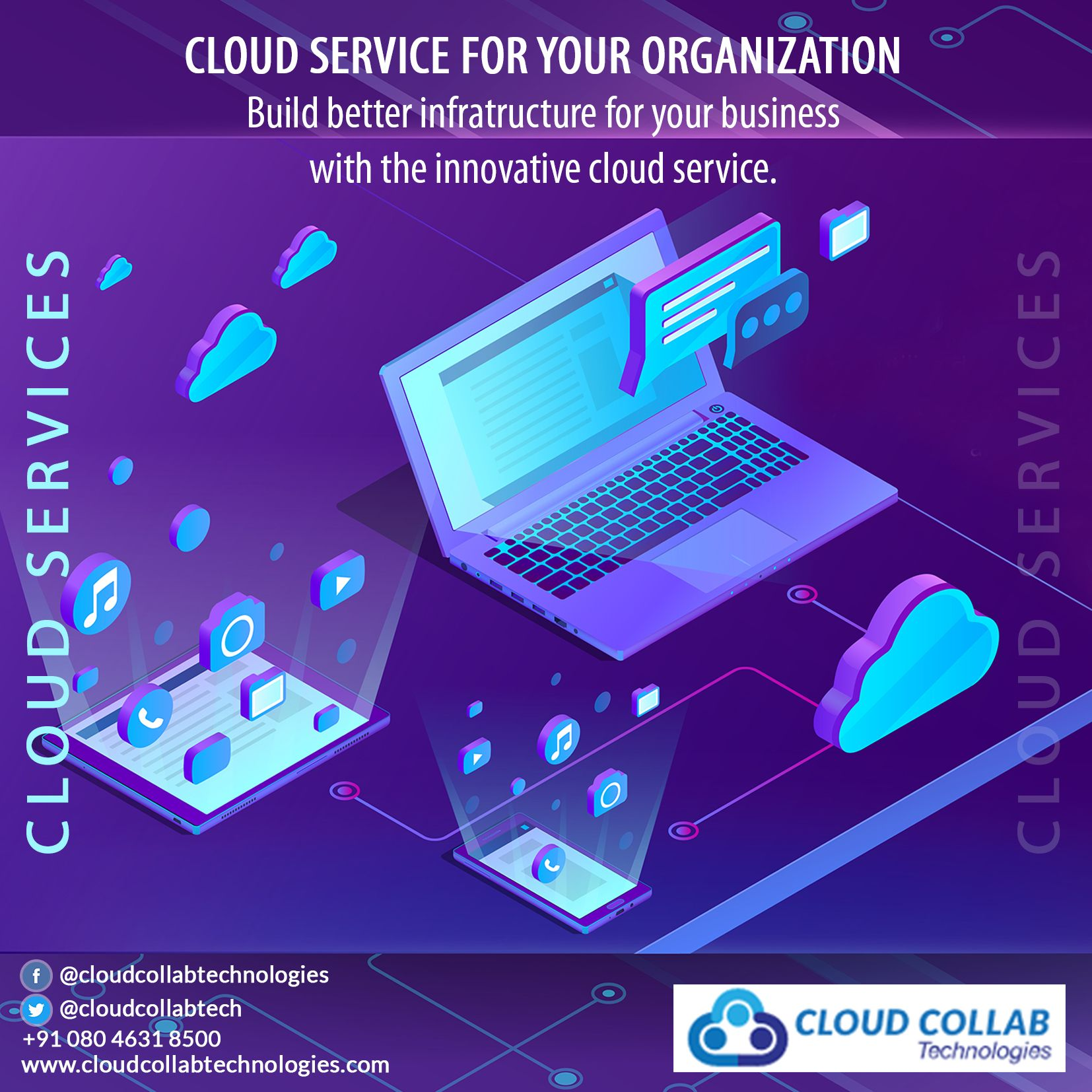 The Most Powerful Cloud Services For Your Business At