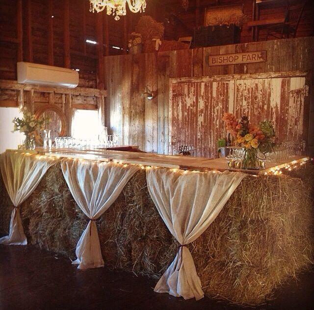 Outdoor Wedding Bar Ideas: Outdoor Reception, Camp Wedding, Reception
