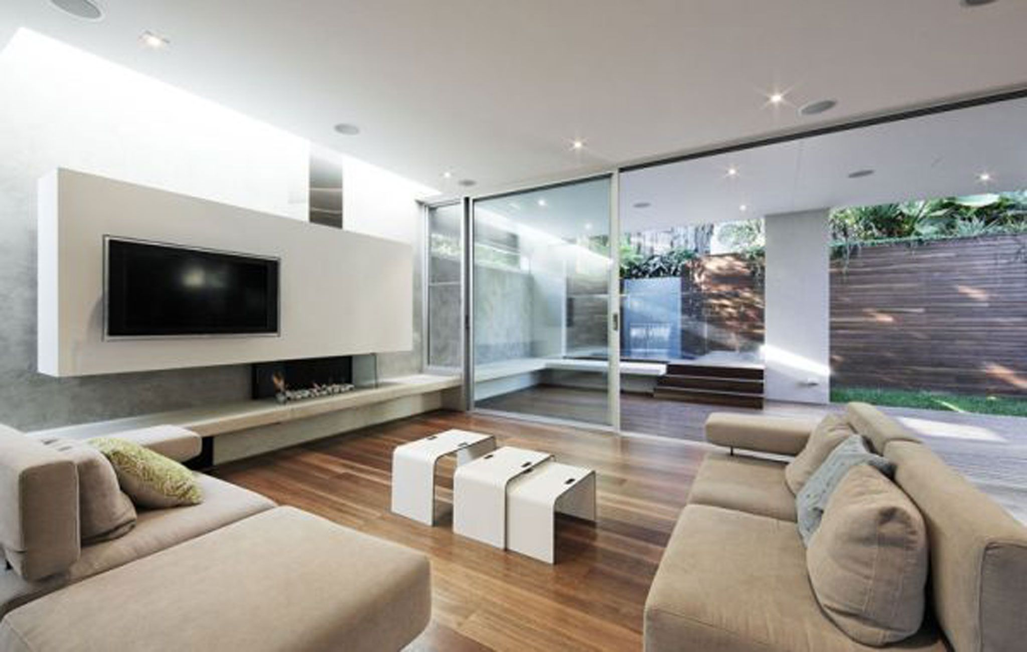 Room  Modern Homey House Architecture For Comfortable Family Living Place  Livingroom