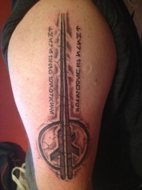 Jedi Knight Symbol Tattoo Jedi Outcast | ...