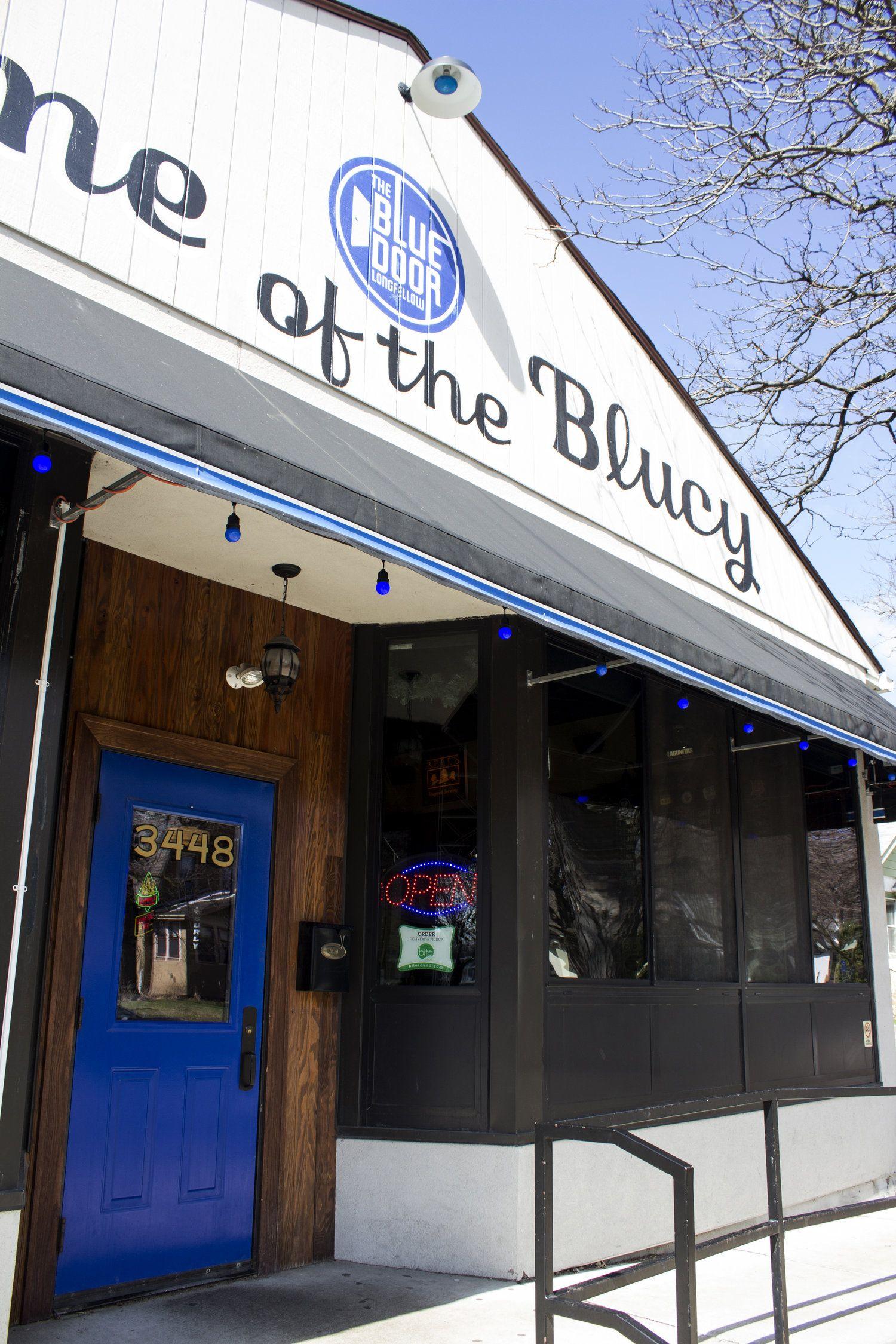 Blue Door Pub Blue Door Late Night Happy Hour Pub