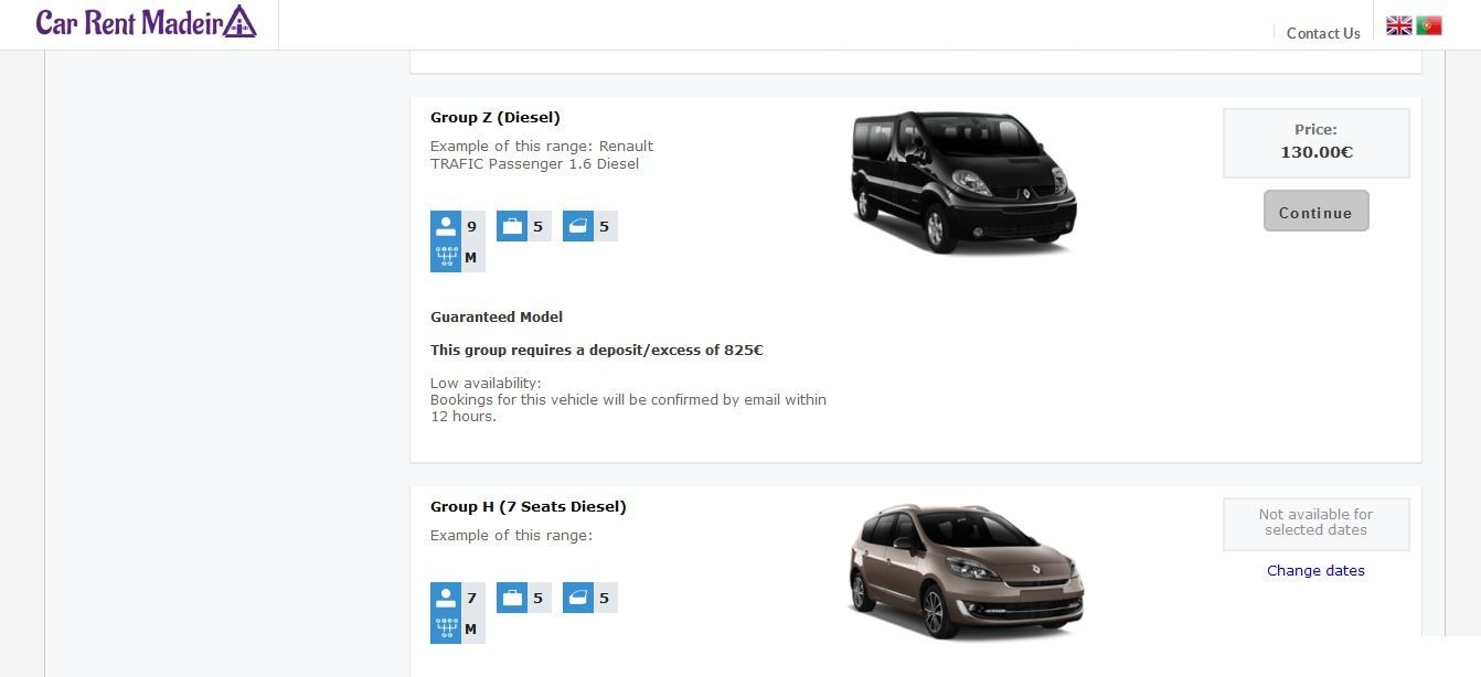 Car Rent Madeira Is The Trusted Company Providing Car Hire