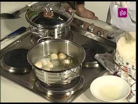 غادة التلي العوامة لقمة القاضي Roya Egyptian Food Lebanese Recipes Arabic Sweets