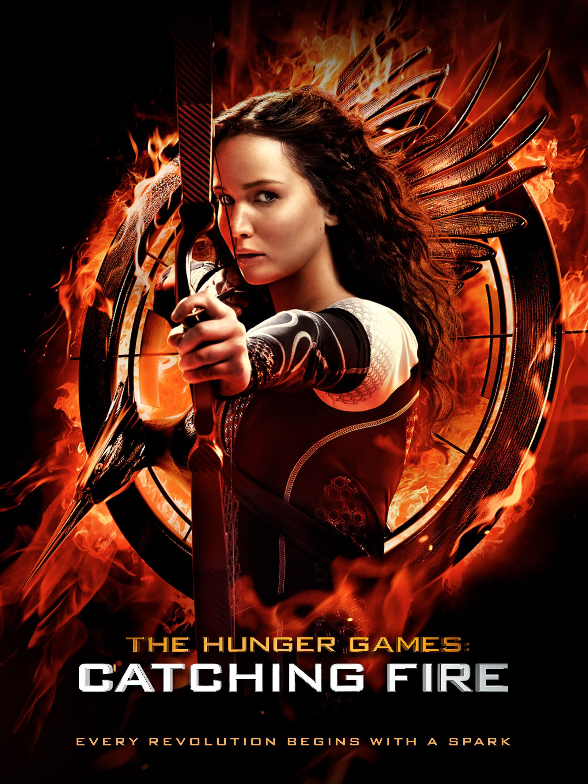 The Hunger Games Catching Fire [HD] Hunger games