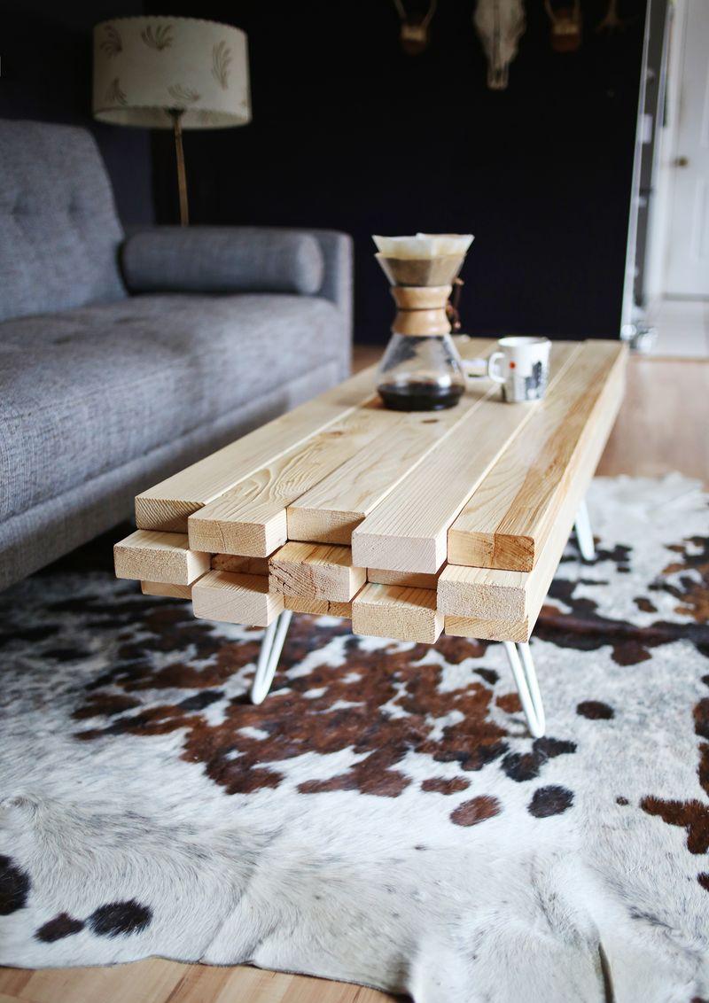 8 idee per mobili fai da te a basso costo e altre storie