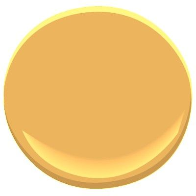 Benjamin Moore Pan For Gold 181