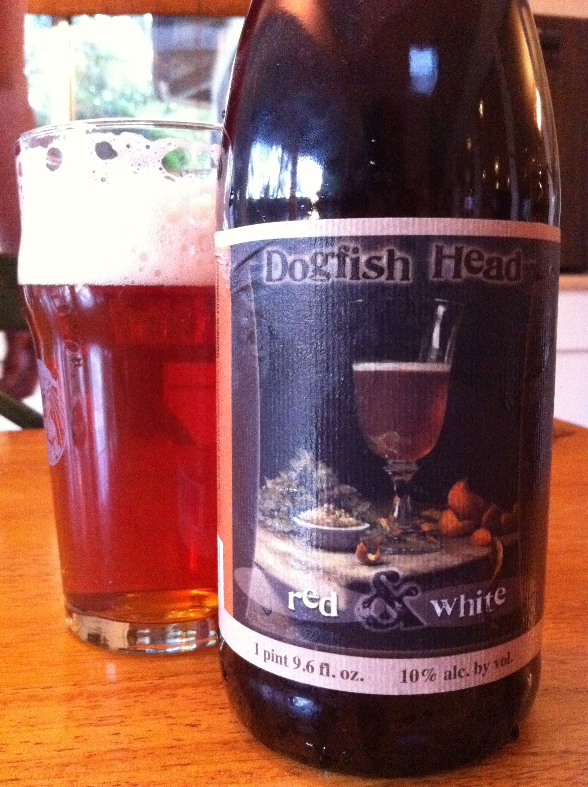 Red White By Dogfish Head Craft Brewery Craft Beer Beer Cellar Beer 101