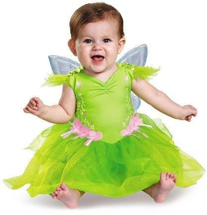 tinkerbell disney tinker bell baby girlsu0027 costume cute halloween costumes for babies