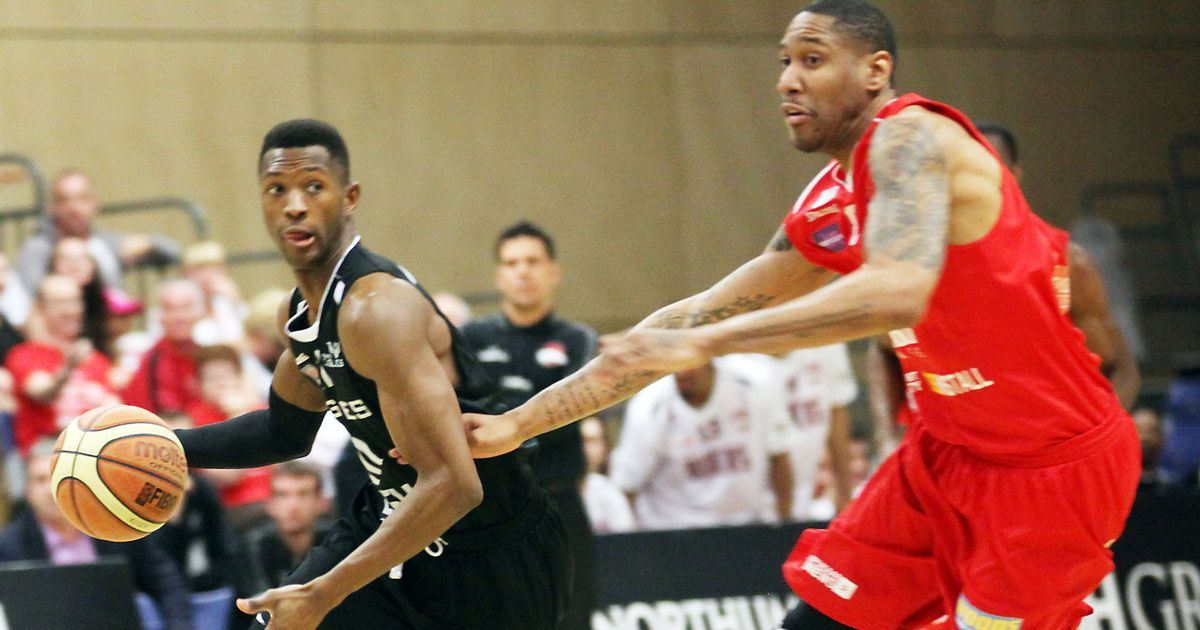 Newcastle Eagles haven't got close to our best yet, warns