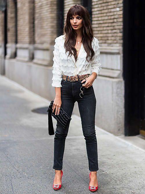 Jeans Weiten Sich Beim Tragen