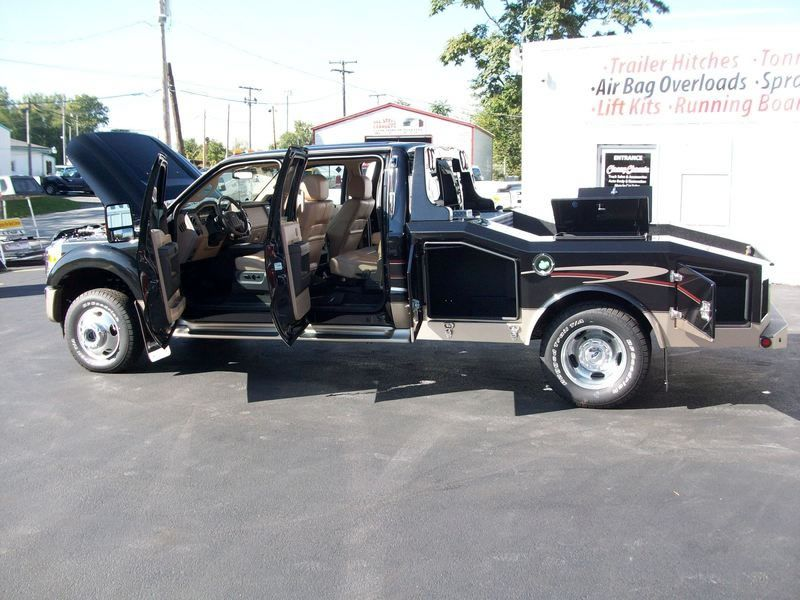 2014 Ford 4500 Dually Truck Images