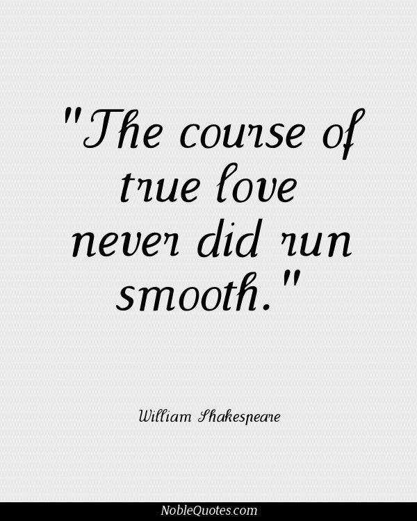 true love shakespeare