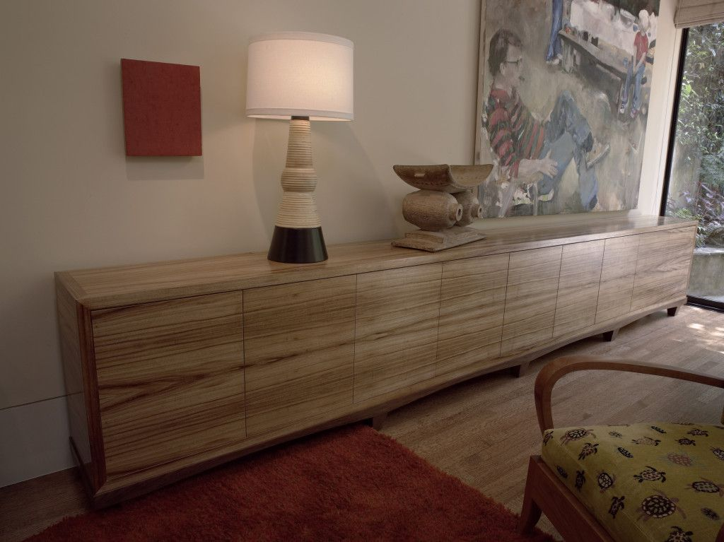 Long credenza credenza credenza sideboard and