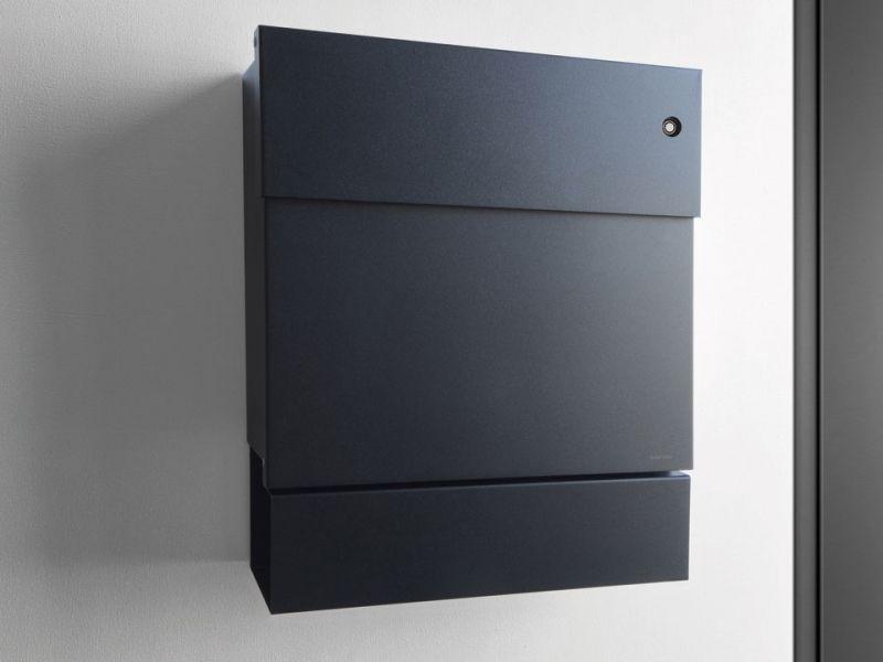 Radius Design Briefkasten Letterman 5 Schwarz kaufen im borono Online Shop