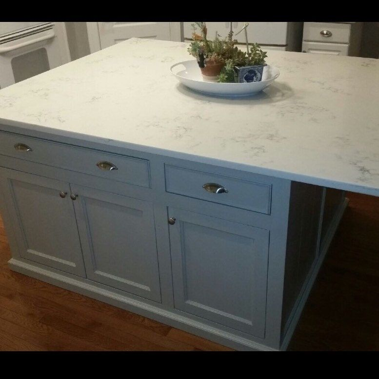 Custom Kitchen Island My Islands Can Be Purchased Without Tops If