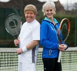 Judy Murray joins Only an Excuse? show - BBC News - http://themostviral.com/judy-murray-joins-only-an-excuse-show-bbc-news/