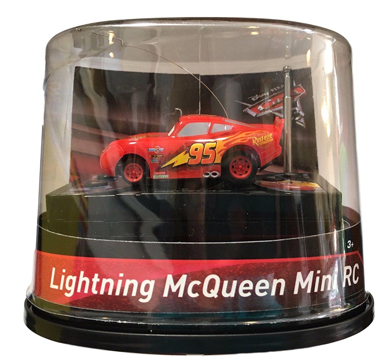 175715976d5 Amazon.com  Disney Pixar Cars 3 Lightning McQueen Mini RC  Toys   Games