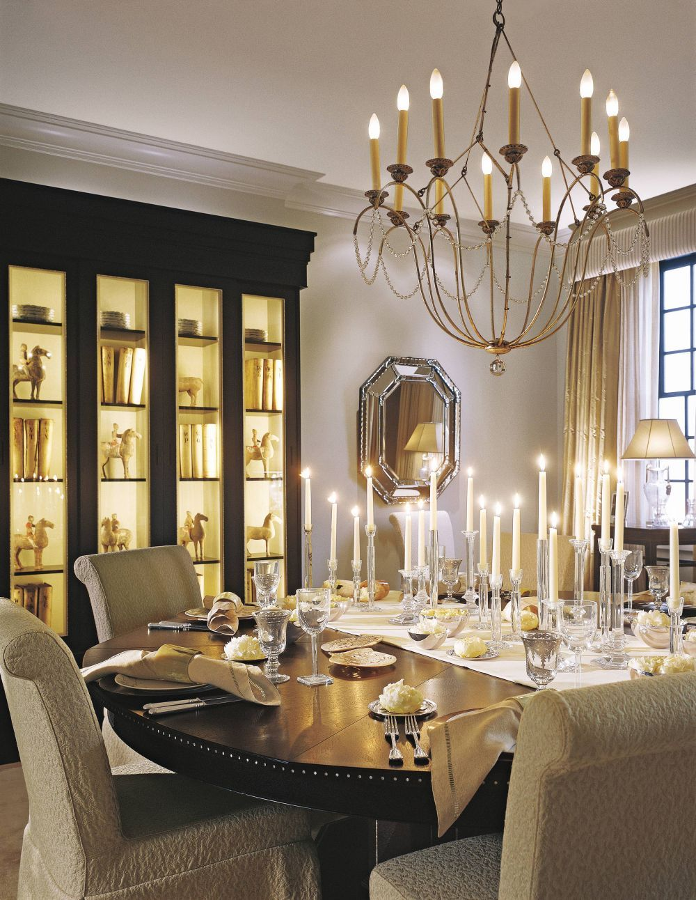 traditional dining room by kelly hoppen and rebecca rasmussen in traditional dining room by kelly hoppen and rebecca rasmussen in westchester county new york